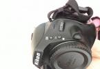 Nikon D5100 18-55mm ve 55-200mm lens ile birlikte