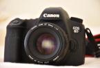 CANON 6D 50mm 1.4 25 K SHUTTER