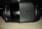16 mm Sıgma Prime Lens