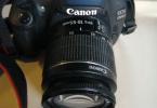 Canon eos 1200D fotoğraf makinesi