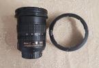 Nikon 12-24 F4 çok az kullanılmış geniş açı lens