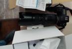 satılık canon 6D tamrom 70-200 mm f/2.8  Dİ VC USD G2 FLAŞ ÇANTA HERŞEYİ TAM TAKIMDIR SIFIR AYARINDADIR