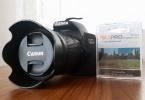 Canon EOS 700D + 18-55mm IS STM Lens Kit + Hediyeleri