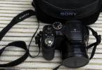 Fujifilm fotoğraf makinası
