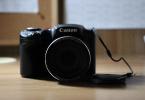 Zoom Canavarı Sorunsuz Canon Powershot SX510 HS