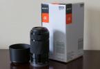 Sony E maount 55-210mm
