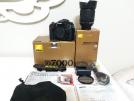 Nikon D7000 Kusursuz 16K Çekim Sayısı