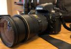 Nikon D800 SET / NIKKOR AF-S 24-70mm f/2.8G ED VE PROFESYONEL EKİPMANLAR **Shutter: 4548**