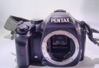 Pentax K-x Body + Apo Sigma 70 - 300 mm Lens