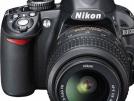 Nikon D3100 Body + Çift Lens