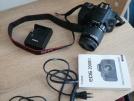 AZ KULLANILMIŞ ACİL İHTİYAÇTAN SATILIK Canon EOS 2000D
