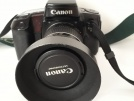 Canon eos 100 filmli analog makine