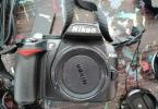 Nikon d3000 profesyonel dsr kamera