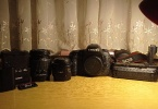 CANON EOS 7D full set