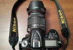 Yeni Gibi Nikon D 7200