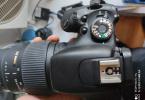 Canon EOS 600D 18-55/70-300