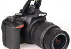 Nikon D5500 + 18-55mm VR II Lens Digital SLR Fotoğraf Makinesi