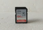 SanDisk 64GB Hafıza Kartı (80MB/sn)