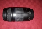 Canon EF 75-300 mm 1:4-5.6 SIFIR AYARDA