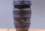 Sigma 24-70mm f/2.8 EX DG HSM 1.seri Makro Lens