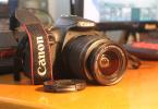 canon 2000D + 18/55 mm