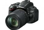 NİKON D5100 FOTOĞRAF MAKINESI 18-105 lens