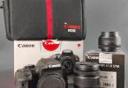 Canon 800 D ve Komple Set Açıklama Kısmında Detayları Bulabilirsiniz