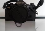 Canon A1 ve aksesuarları