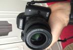 Canon m50 vlogger kit