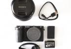 Sony a6500 18-105 lens