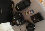 Nikon D7000 18-140mm lens