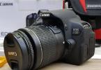 CANON 650D + CANON 18-135