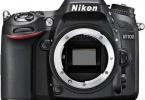 Nikon d7100 lens ve nikon fotoğraf makinası çantası ile birlikte
