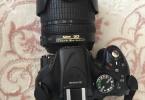 Nıkon d5200 18-105 lens