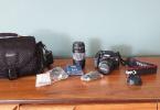 Canon 550D Fotoğraf Makinesi