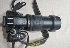 nikon 5200 18-105 lvr lens