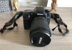 Nikon D7500 18-140mm VR