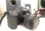 Canon Eos 6D + Battery Grip + Canon 85mm 1.8 USM Lens