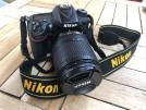 Nikon D7100 Temiz sıfır ayarında