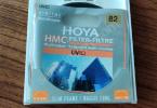 Hoya 82mm HCM UV Slim Filtre