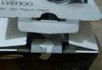 Samsung DW100 fotoğraf makinesi