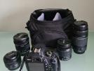 Canon 1200D ve 18- 55 f/3.5-5.6 lens (tripod hediye)