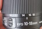 Canon 10 18 geniş açı