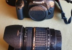 Canon 550D + Tamron 18-200mm SATILIK!