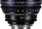 Carl Zeiss Compact Prime CP.2 25mm T2.1 Cine Lens