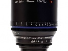 Carl Zeiss Compact Prime CP.2 100mm T2.1 CF Cine Lens
