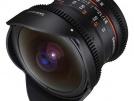 Samyang 12mm T3.1 Balık Gözü Sinema Serisi Lens