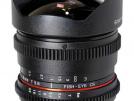 Samyang 8mm T3.8 Balık Gözü Sinema Serisi Lens